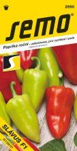 HOBBY, Zelenina - Paprika roční Slávus F1, 2590 (Capsicum annuum L.)