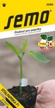 HOBBY, Zelenina - Podnož pro papriky Vitalpaprika F1, 2599 (Capsicum annuum L. x Capsicum chinense Jacq)
