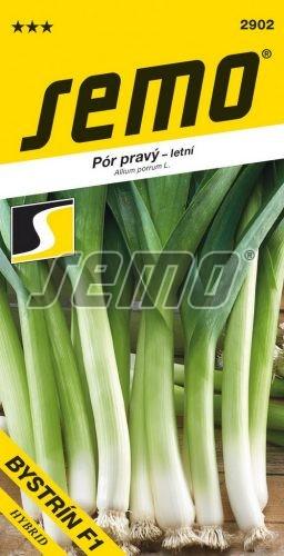 HOBBY, Zelenina - Pór pravý Bystrín F1, 2902 (Allium porrum L.)