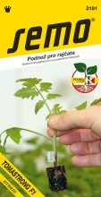 HOBBY, Zelenina - Podnož pro rajčata Tomastrong F1, 3181 (Solanum lycopersicum L. x Solanum hirsutum Dunal)