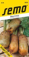 HOBBY, Zelenina - Řepa krmná Bučiansky žltý valec, 3570 (Beta vulgaris var. rapacea)