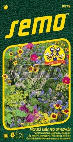 HOBBY, Květiny trvalky - Víceletá směs pro opylovače, 9979 ()