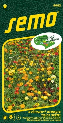 HOBBY, Květiny letničky - Tisíce světel, 9982 ()