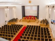 Aula Mendelovy univerzity v Brně