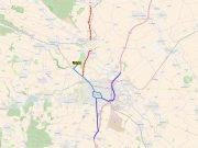 Doprava a objízdné trasy do SEMO a.s. Smržice