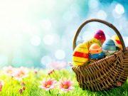 Velikonoční otevírací doba podnikové prodejny