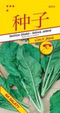 HOBBY, Zelenina - Hořčice čínská Komatsuna, 0111 (Brassica rapa var. komatsuna)