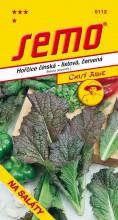HOBBY, Zelenina - Hořčice čínská Red Giant, 0112 (Brassica junsea (L.) Czern.)