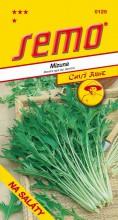 HOBBY, Zelenina - Mizuna, 0125 (Brassica rapa ssp. japonica)