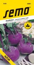 HOBBY, Zelenina - Kedluben Azur, 0351 (Brassica oleracea L. convar. acephala (DC) var. gongylodes)