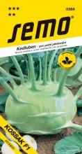 HOBBY, Zelenina - Kedluben Kossak F1, 0388 (Brassica oleracea L.convar.acephala(DC.)var.gongylodes)