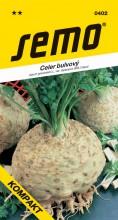 HOBBY, Zelenina - Celer bulvový Kompakt, 0402 (Apium graveolens L. var. rapaceum (Mill.) Gaud.)