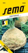 HOBBY, Zelenina - Celer bulvový Neon, 0403 (Apium graveolens L. var. rapaceum (Mill.) Gaud.)