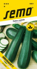 HOBBY, Zelenina - Tykev cuketa Ambassador F1, 0601 (Cucurbita pepo. L.)