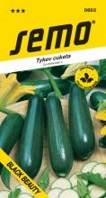 HOBBY, Zelenina - Tykev cuketa Black Beauty, 0603 (Cucurbita pepo. L.)