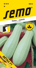 HOBBY, Zelenina - Tykev cuketa Bětka F1, 0614 (Cucurbita pepo. L.)