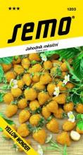 HOBBY, Zelenina - Jahodník měsíční Yellow Wonder, 1203 (Fragaria vesca)