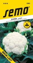 HOBBY, Zelenina - Květák Snow Lady, 1863 (Brassica oleracea L. convar. botrytis (L.) Alef. var. botrytis L.)
