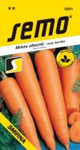 HOBBY, Zelenina - Mrkev obecná Smirna, 2201 (Daucus carota L.)