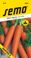 HOBBY, Zelenina - Mrkev obecná Nantes 5, 2202 (Daucus carota L.)