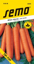HOBBY, Zelenina - Mrkev obecná Nantes 3 (Tip-top), 2205 (Daucus carota L.)