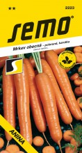 HOBBY, Zelenina - Mrkev obecná Anina, 2223 (Daucus carota L.)