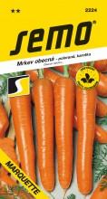 HOBBY, Zelenina - Mrkev obecná Marquette, 2224 (Daucus carota L.)