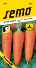 HOBBY, Zelenina - Mrkev obecná Chamare, 2231 (Daucus carota L.)