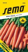 HOBBY, Zelenina - Mrkev obecná Jarana F1, 2263 (Daucus carota L.)