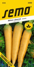 HOBBY, Zelenina - Mrkev obecná Táborská žlutá, 2282 (Daucus carota L.)