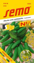 HOBBY, Zelenina - Okurka setá nakládačka Charlotte F1, 2323 (Cucumis sativus L.)