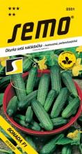 HOBBY, Zelenina - Okurka setá nakládačka Sonada F1, 2331 (Cucumis sativus L.)
