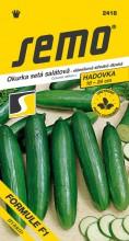HOBBY, Zelenina - Okurka setá salátová hadovka Formule F1, 2418 (Cucumis sativus L.)