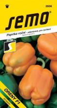HOBBY, Zelenina - Paprika roční Oreny F1, 2536 (Capsicum annuum L.)