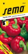 HOBBY, Zelenina - Paprika roční Tamina F1, 2547 (Capsicum annuum L.)