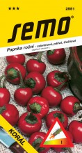 HOBBY, Zelenina - Paprika roční Korál, 2551 (Capsicum annuum L.)