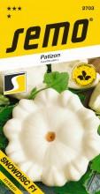 HOBBY, Zelenina - Patizon Snowdisc F1, 2703 (Cucurbita pepo L.)