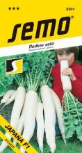 HOBBY, Zelenina - Ředkev setá Japana F1, 3301 (Raphanus sativus L.var.niger.(Mill.)S.Kerner)