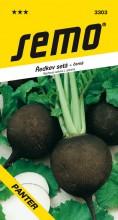 HOBBY, Zelenina - Ředkev setá Panter, 3303 (Raphanus sativus L.var.niger.(Mill.)S.Kerner)
