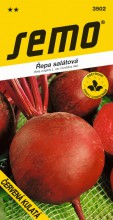 HOBBY, Zelenina - Řepa salátová Červená kulatá, 3502 (Beta vulgaris L.var.conditiva Alef.)
