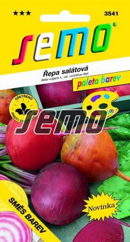 HOBBY, Zelenina - Řepa salátová směs barev, 3541 (Beta vulgaris L.var.conditiva Alef.)