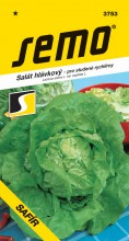 HOBBY, Zelenina - Salát hlávkový Safír, 3753 (Lactuca sativa L. var.capitata L.)