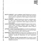 HOBBY, Zelenina – Salát hlávkový Major, 3801