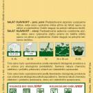 HOBBY, Zelenina – Salát hlávkový Král Máje 1, 3805b