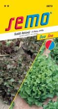 HOBBY, Zelenina - Salát listový směs typu Bowl, 3873 (Lactuca sativa L. var.crispa L.)