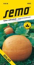 HOBBY, Zelenina - Tykev velkoplodá Goliáš, 4002 (Cucurbita maxima Duchesne)