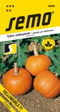 HOBBY, Zelenina - Tykev velkoplodá Yellowgirls F1, 4068 (Cucurbita pepo L.)
