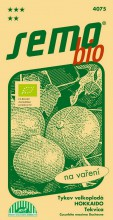 HOBBY, Zelenina - Tykev velkoplodá Hokkaido Orange, 4075b (Cucurbita maxima Duchesne)