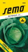 HOBBY, Zelenina - Zelí hlávkové Lena F1, 4203 (Brassica oleracea L. convar.capitata (L.) Alef. var. alba DC.)