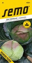 HOBBY, Zelenina - Zelí hlávkové Pourovo pozdní, 4221 (Brassica oleracea L. convar.capitata (L.) Alef. var. alba DC.)
